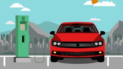 Za parkovanie na mieste pre elektromobily môžete dostať aj pokutu. Kedy?