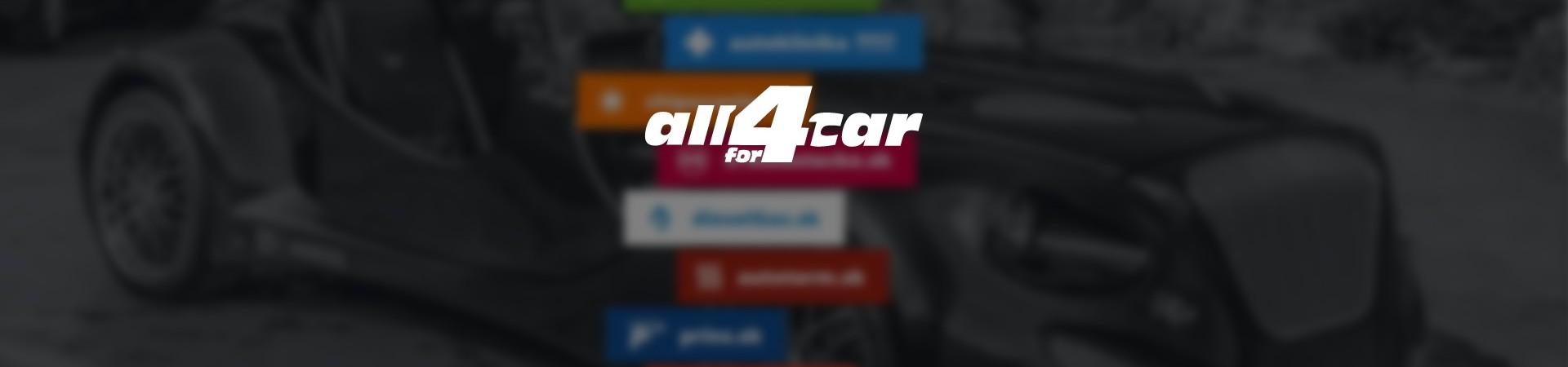 Sme člen združenia All4car
