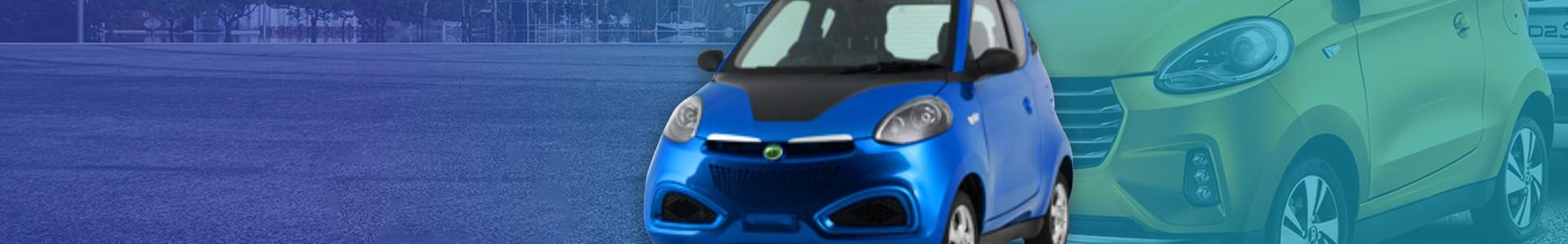 Elektromobil ZhiDou D1 v akcii