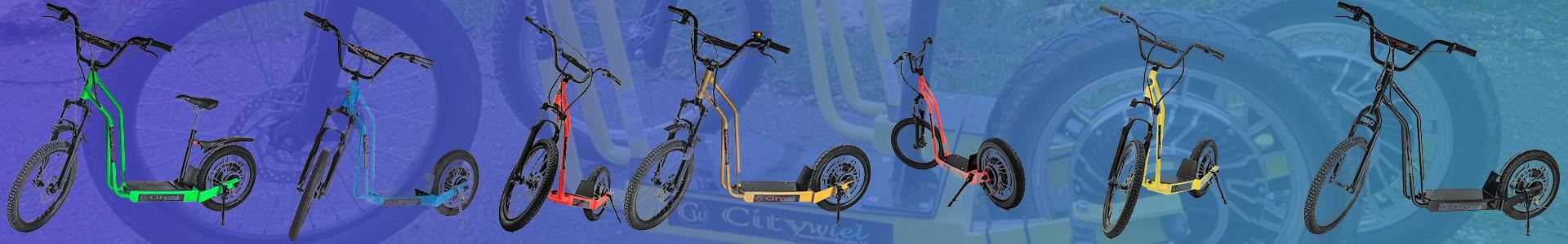 Predaj elektrických kolobežiek aj u nás