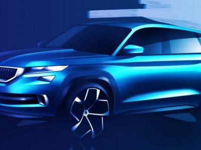 Automobil budúcnosti značky Škoda