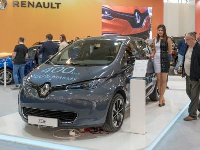 Novinky zo sveta alternatívnych palív - Autosalón 2017