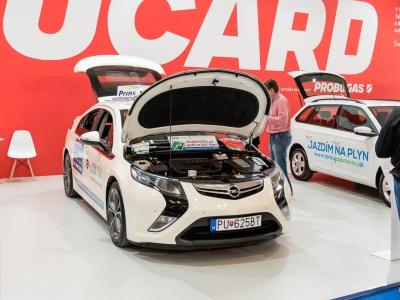 Opel Ampera Elektrina + Benzín + LPG
