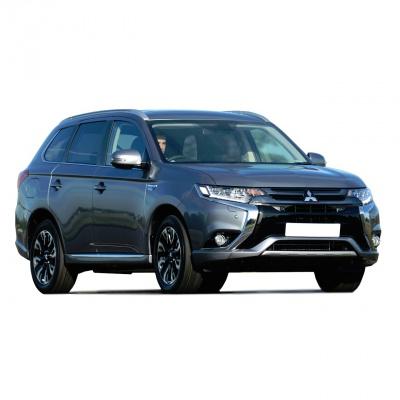 Mitsubishi Outlander PHEV + LPG - Nový model
