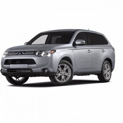 Mitsubishi Outlander PHEV + LPG