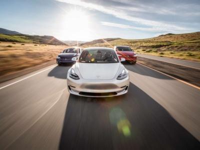 Vychytávky Tesla Model 3