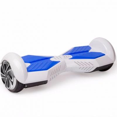 Hoverboard 8 palcov Biely 250 cyklový