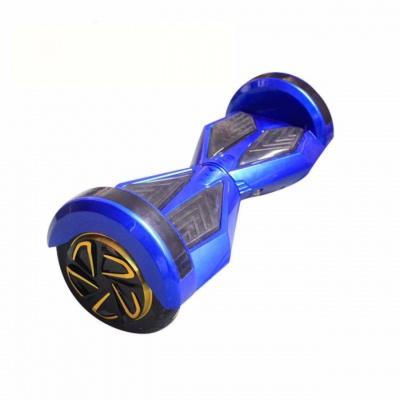 Hoverboard 8 palcov Modrý 250 cyklový