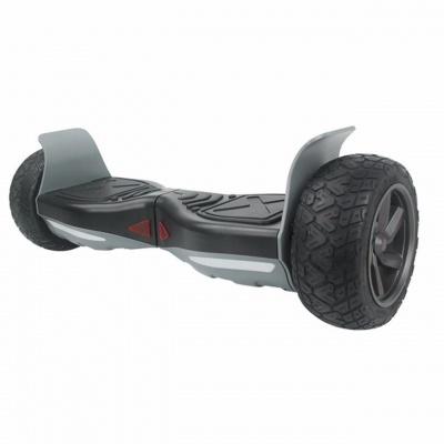 Hoverboard 8 palcov offroad čierny 250 cyklový