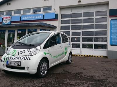 Požičiavanie elektromobilov v Trnave