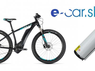 Elektrické bicykle - elektropohon na dvoch kolesách