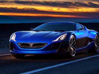 C_Two - najrýchlejší elektromobil súčasnosti