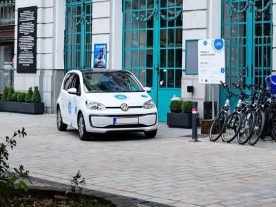 Požičiavanie elektrických vozidiel v Bratislave