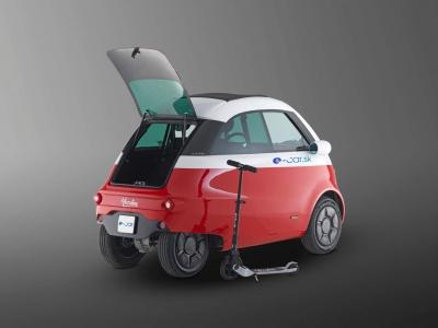 Microlino – najmenší elektromobil na svete, ktorý má štýl