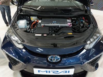 Budúcnosť vodíkových vozidiel