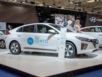 Novinky Hyundai IONIQ Electric
