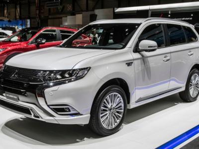Vynovený Mitsubishi Outlander 2019