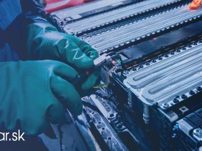 Opravy elektromobilov