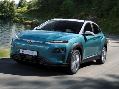 Hyudai Kona Electric  - štýlový a cenovo dostupný elektromobil