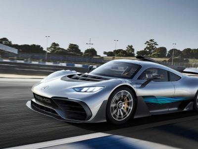 Mercedes AMG ONE – jedinečný hybrid rýchly ako formula F1