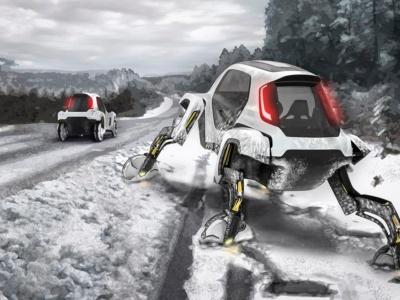 Hyundai Elevate – futuristické vozidlo, ktoré chce pomáhať