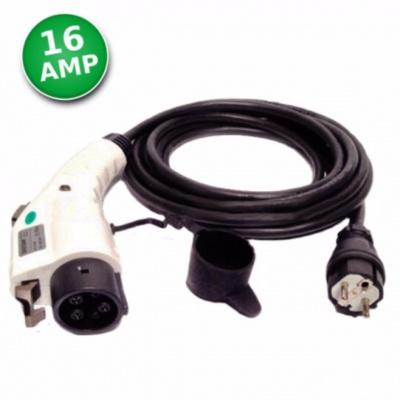 Type 1 - (J1772) - 16AMP