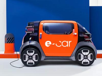 Citroën predstavil svoju víziu mestských vozidiel