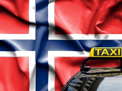 Nórske taxíky sa nabijú bezdrôtovo