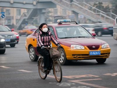 Peking chce vymeniť staré taxíky za nové, elektrické
