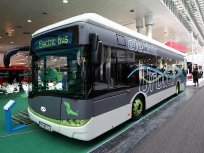 V zahraničí stúpa trend elektrických autobusov