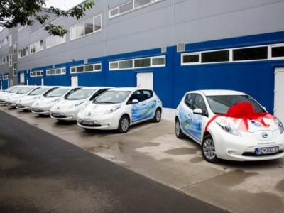 Prešovský kraj dáva elektromobilite zelenú