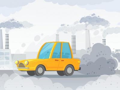 Znečistené ovzdušie dopravou sa týka aj Slovenska