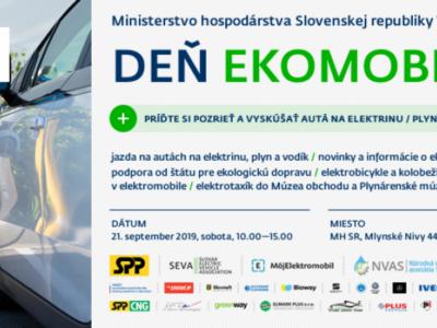 Deň Ekomobility 2019