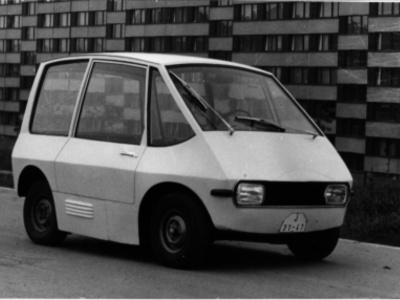 Aj Československo malo svoj elektromobil, volal sa EMA 1