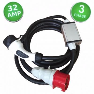 Type 2 - 3x32A - 22kW nabíjací kábel
