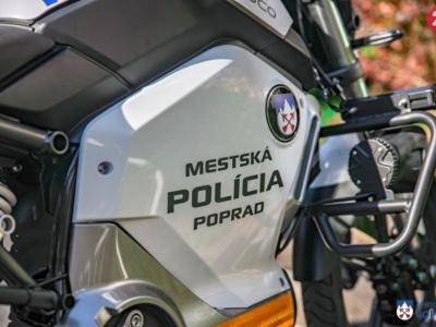 Policajný zbor rozširuje motorový park o elektrické motorky